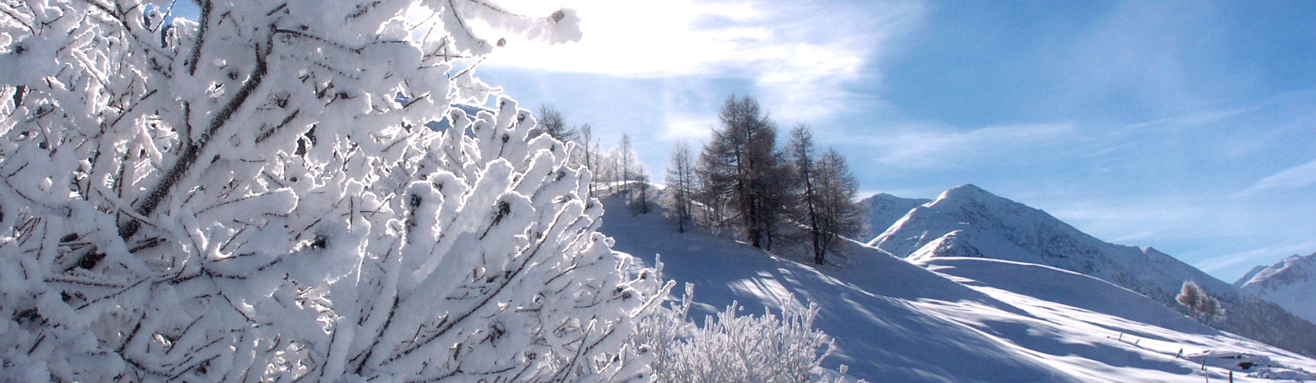 Alta Valtellina – Santa Caterina